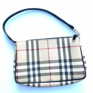 Burberry Canvas Bag Small T-02-2